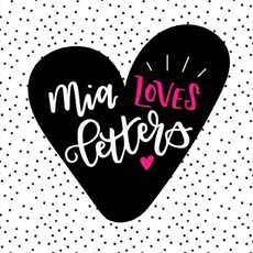 Mia Loves Letters